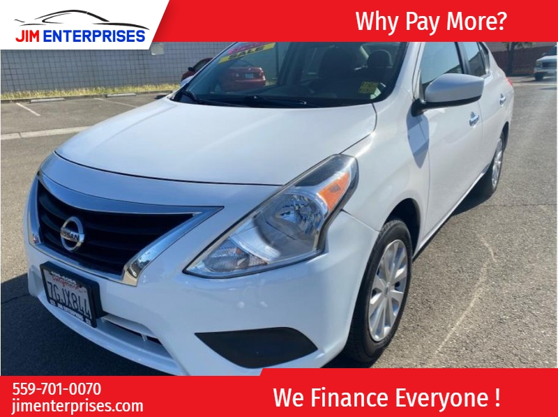 Nissan Versa 2015 price $9,999