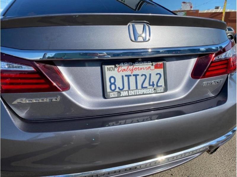 Honda Accord 2017 price $20,999