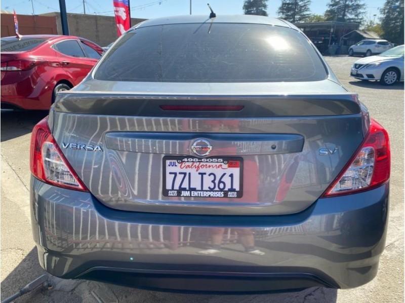 Nissan Versa 2017 price $10,999