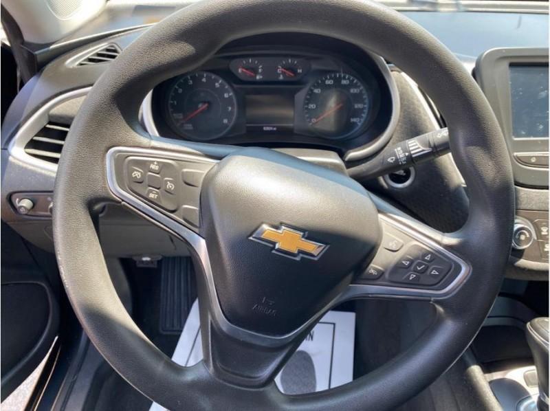 Chevrolet Malibu 2018 price $17,999