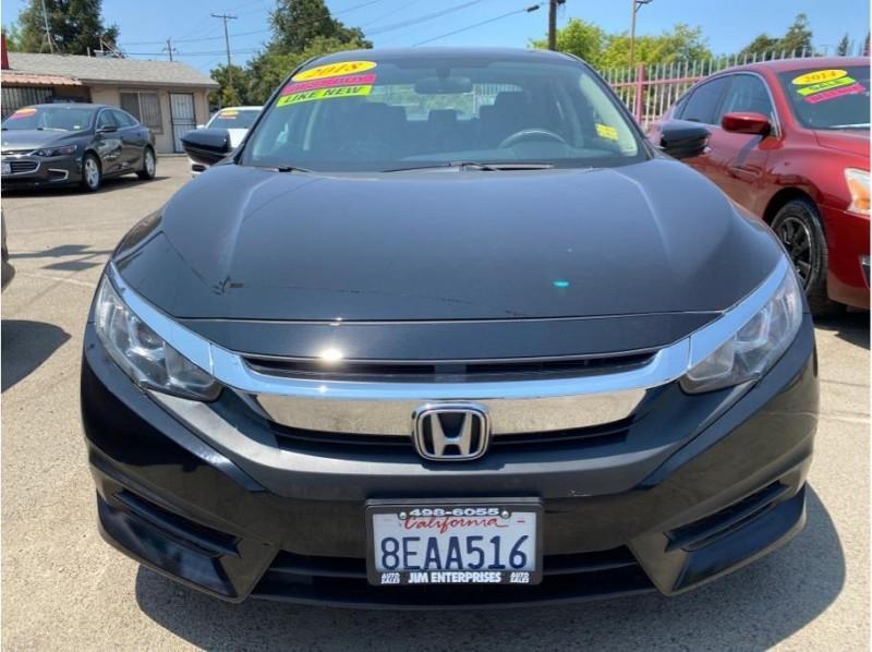 Honda Civic 2018 price $20,999
