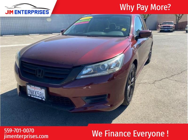 Honda Accord 2015 price $15,999
