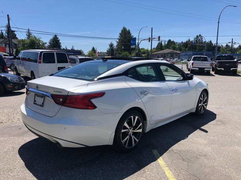 Nissan Maxima 2016 price $19,999