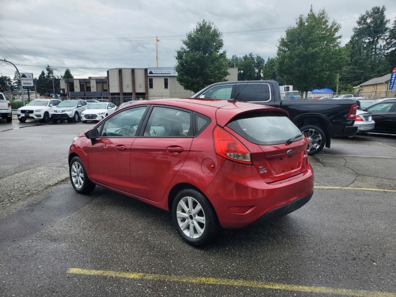 Ford Fiesta 2011 price $6,999