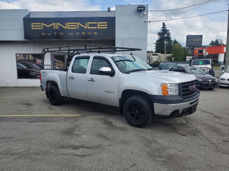 GMC Sierra 1500 2012 price $13,999