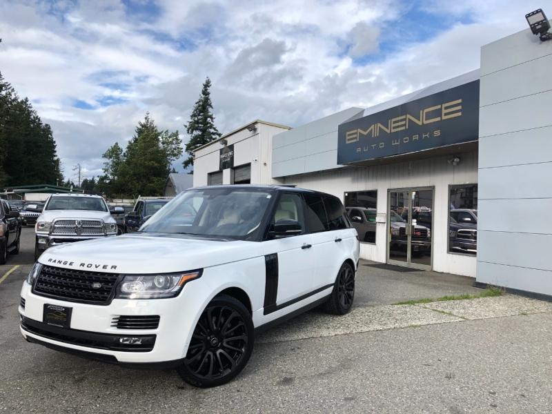 Land Rover Range Rover 2015 price $65,999