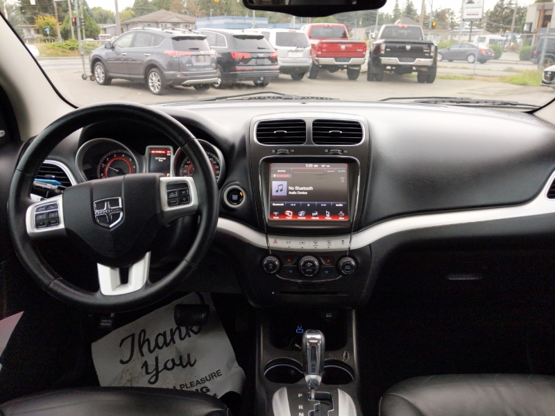 Dodge Journey 2017 price $19,999