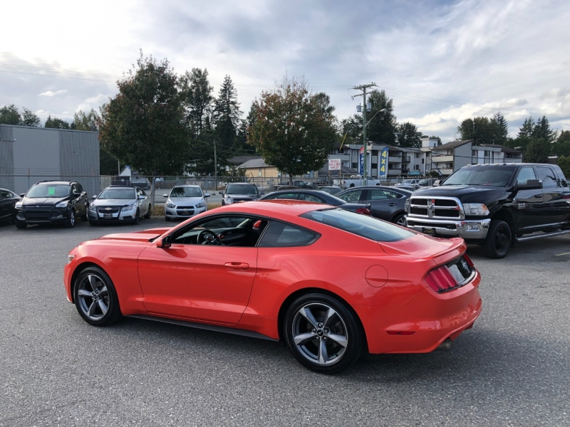 Ford Mustang 2016 price $20,999
