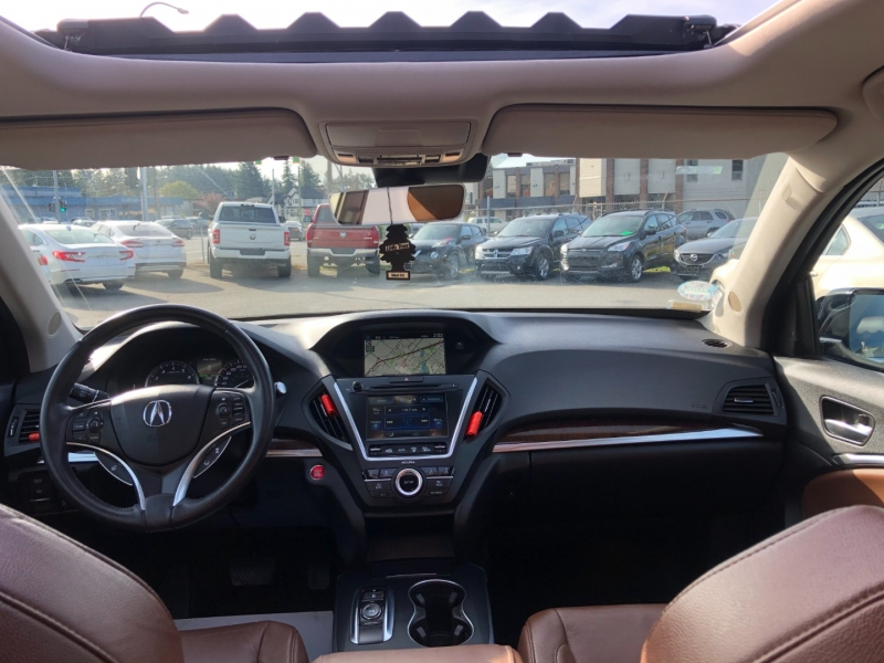 Acura MDX 2017 price $33,999