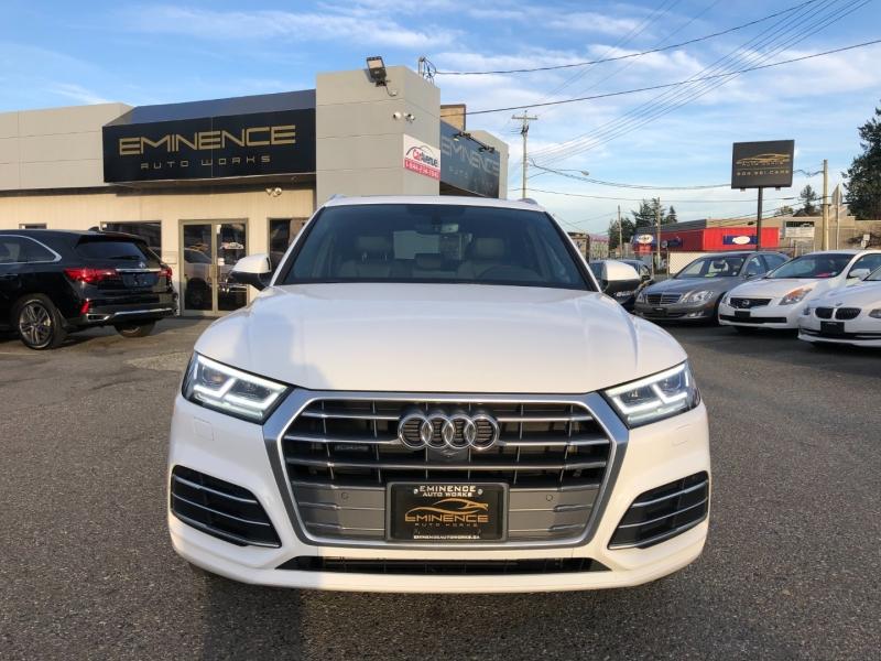 Audi Q5 2018 price $38,999