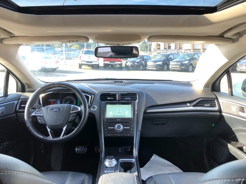 Ford Fusion 2018 price $25,999