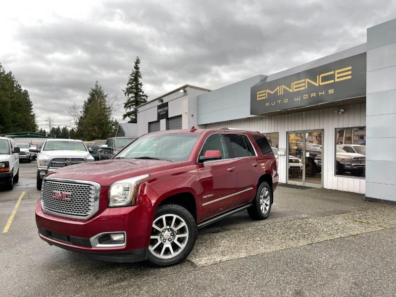GMC Yukon 2016 price $42,999
