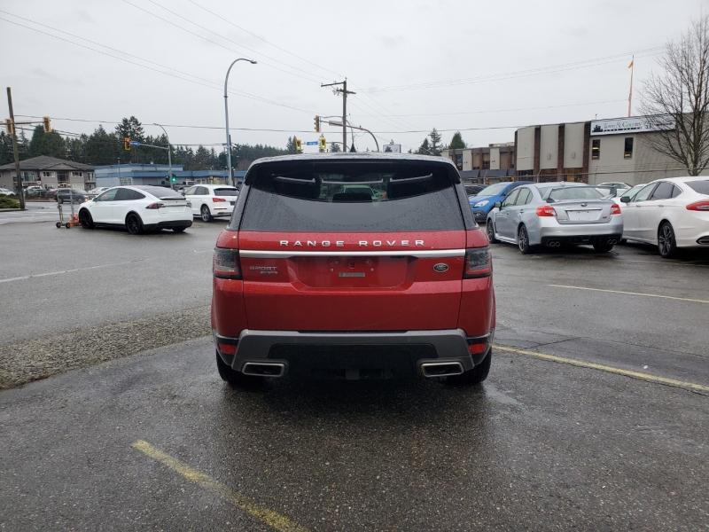 Land Rover Range Rover Sport 2018 price $70,999