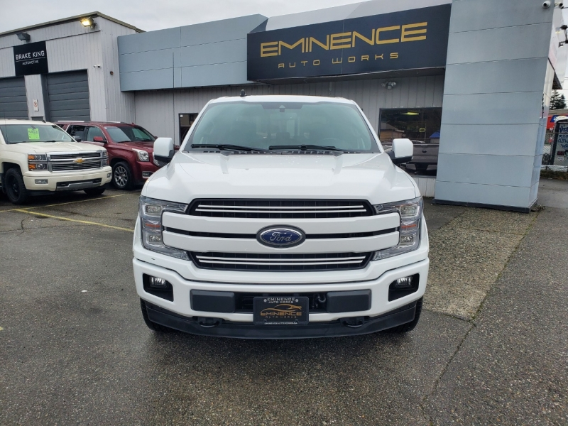 Ford F-150 2019 price $55,999