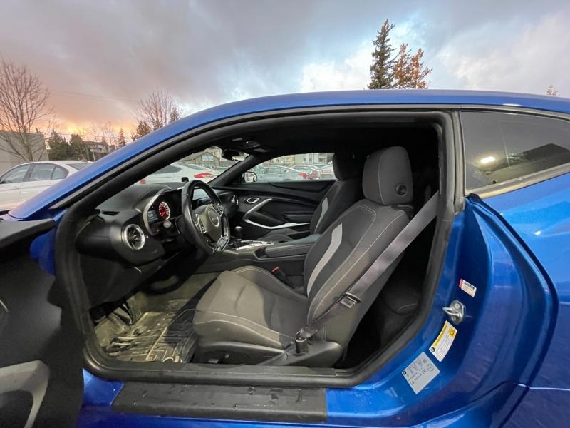 Chevrolet Camaro 2017 price $22,999
