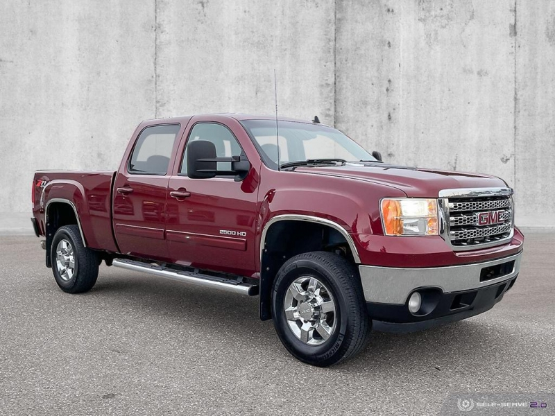 GMC Sierra 2500HD 2013 price $36,999
