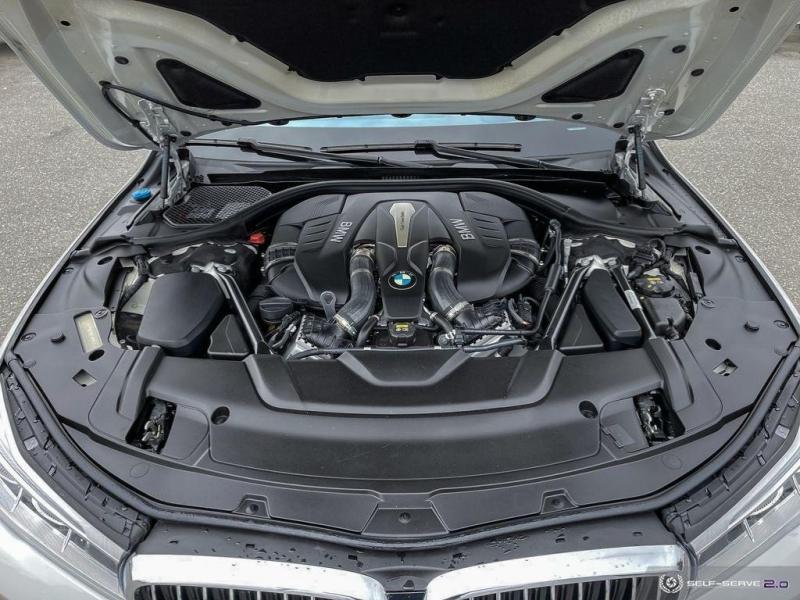BMW 7-Series 2018 price $59,999