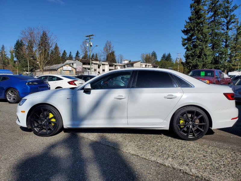 Audi A4 2017 price $30,999