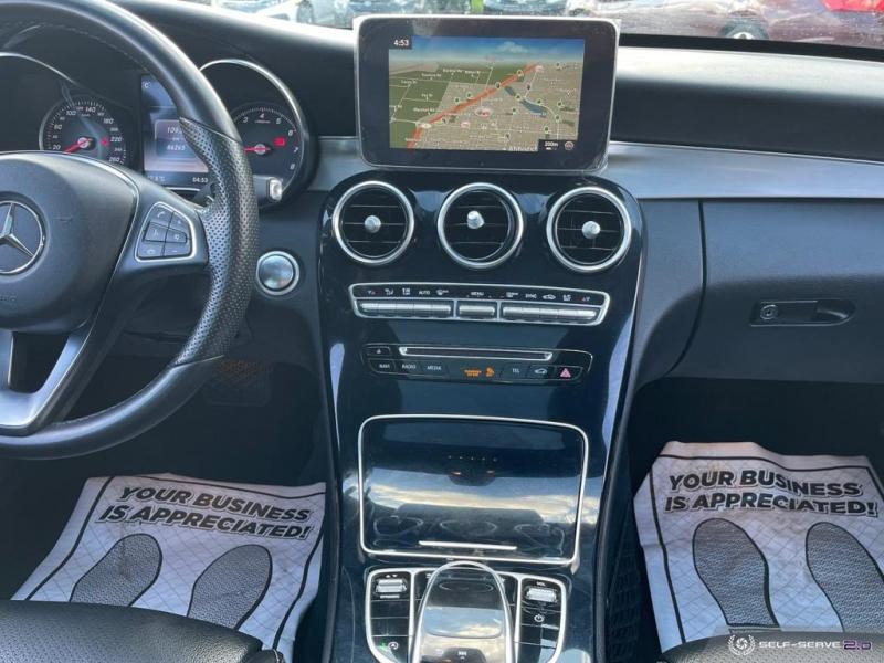 Mercedes-Benz C-Class 2017 price $28,999
