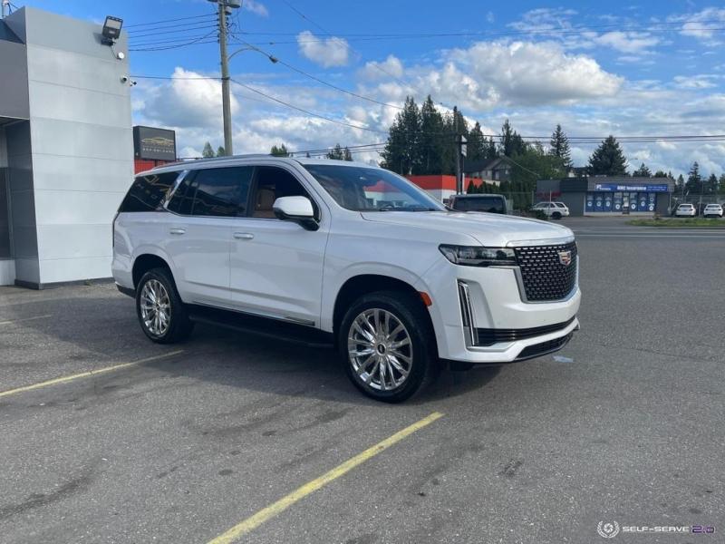 Cadillac Escalade 2021 price $126,999