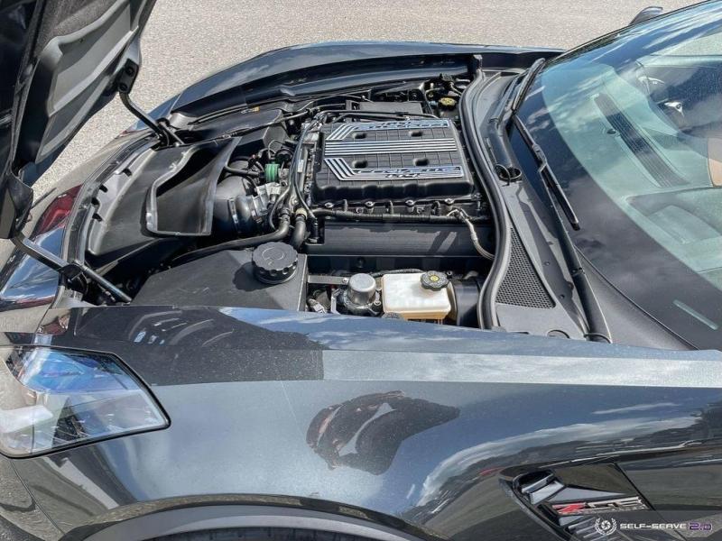 Chevrolet Corvette 2019 price $115,999