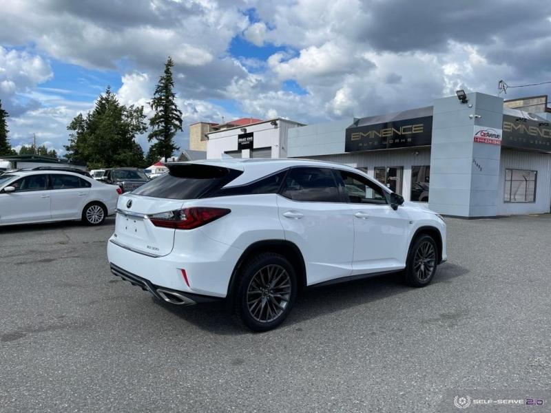 Lexus RX 2018 price $52,999