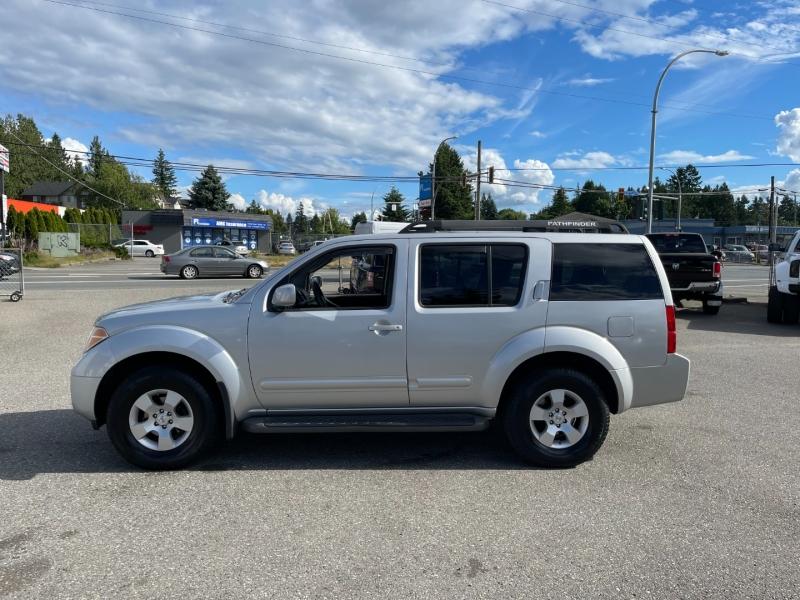 Nissan Pathfinder 2007 price $7,999