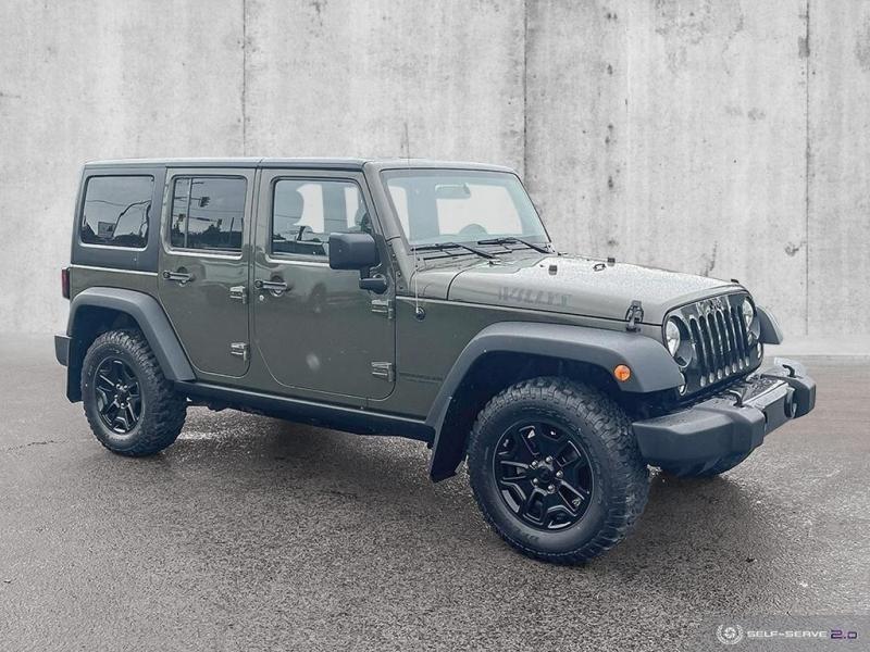 Jeep Wrangler Unlimited 2015 price $34,999