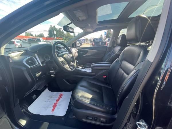 Nissan Murano 2015 price $23,999