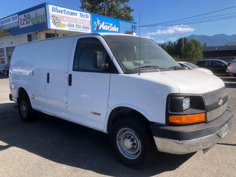 Chevrolet Express Cargo Van 2006 price $9,590