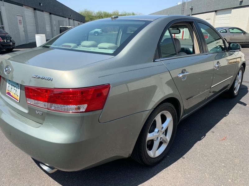 Hyundai Sonata 2008 price $4,399