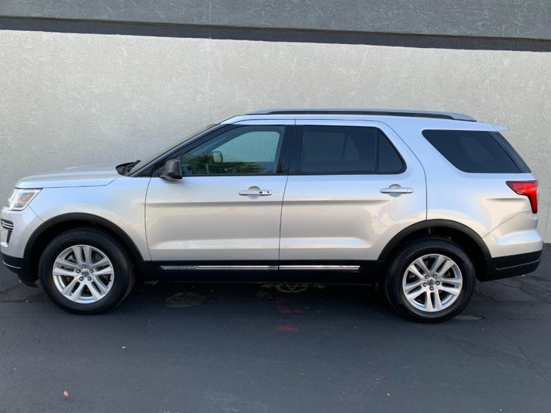Ford Explorer 2018 price $23,999