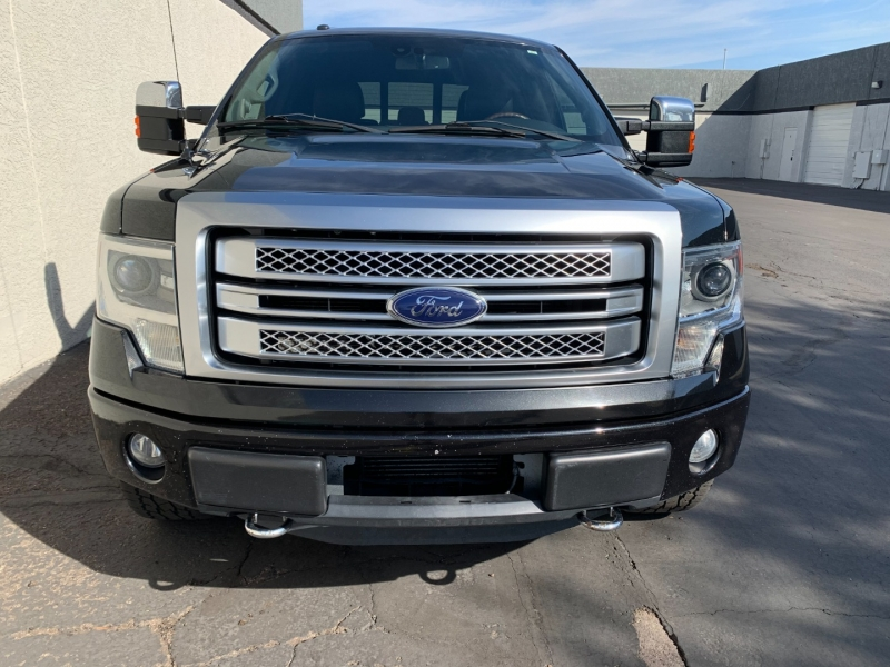 Ford F-150 2013 price $29,899