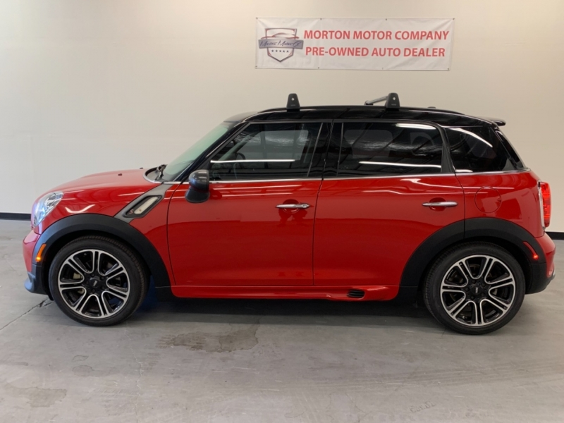 Mini Cooper Countryman 2014 price $9,999