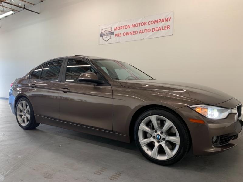 BMW 3-Series 2013 price $13,595