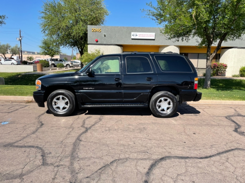 GMC Yukon 2004 price $10,395