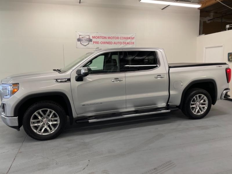 GMC Sierra 1500 2021 price $56,995