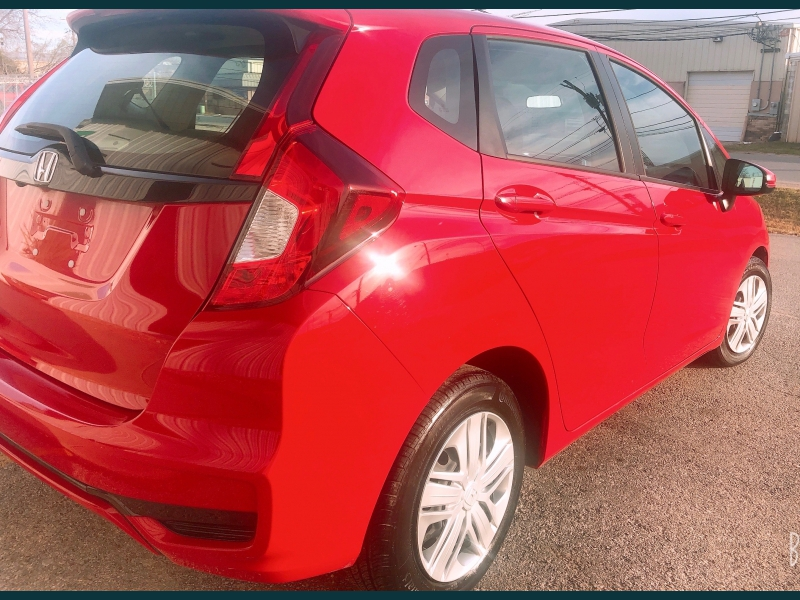 Honda Fit 2018 price $10,999