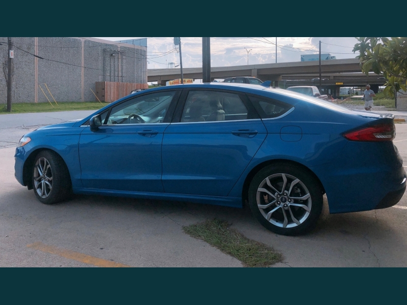 Ford Fusion 2019 price $14,499