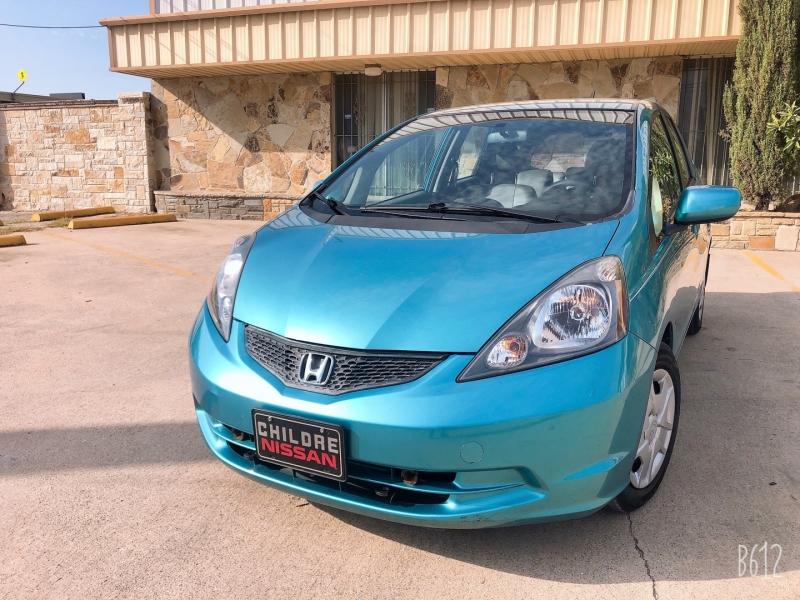 Honda Fit 2013 price $7,499