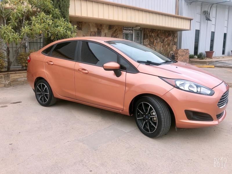 Ford Fiesta 2017 price $8,999