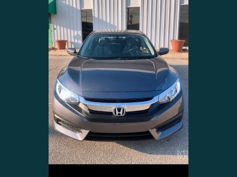 Honda Civic Sedan 2017 price $12,999