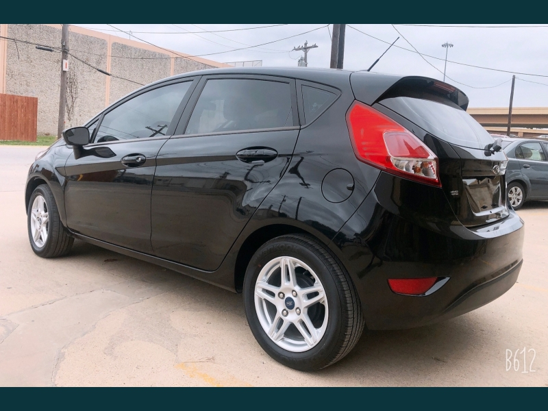 Ford Fiesta 2019 price $10,499
