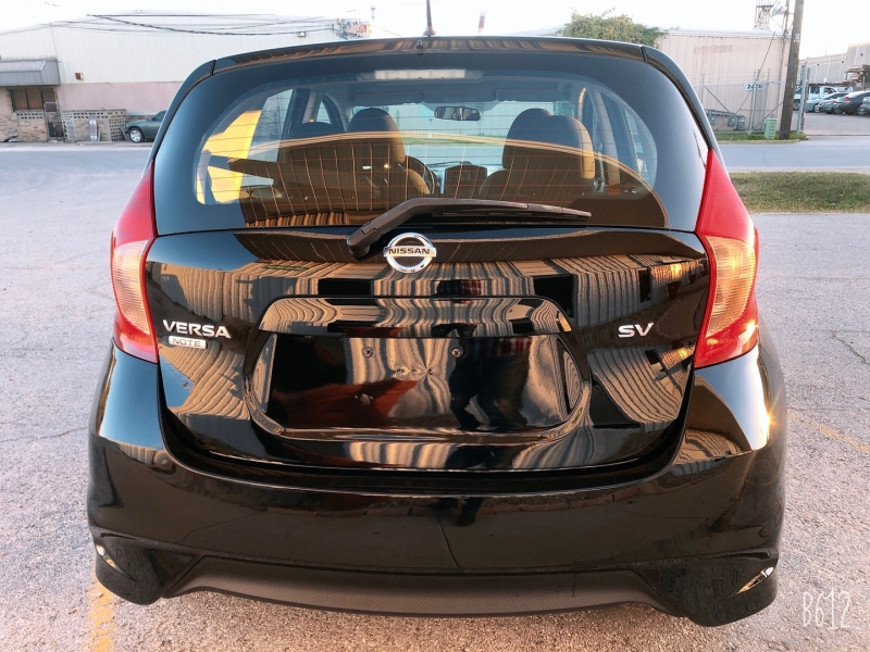 Nissan Versa Note 2017 price $8,999