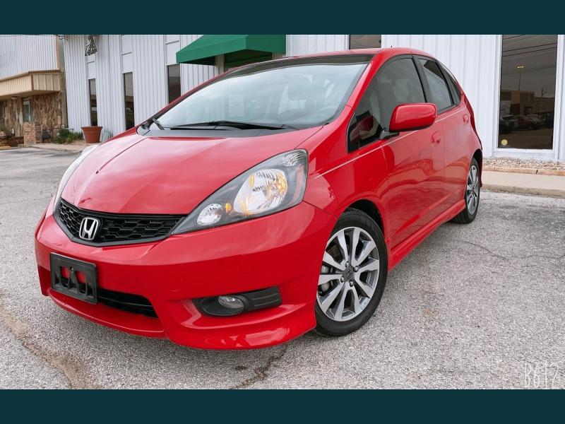 Honda Fit 2013 price $7,799