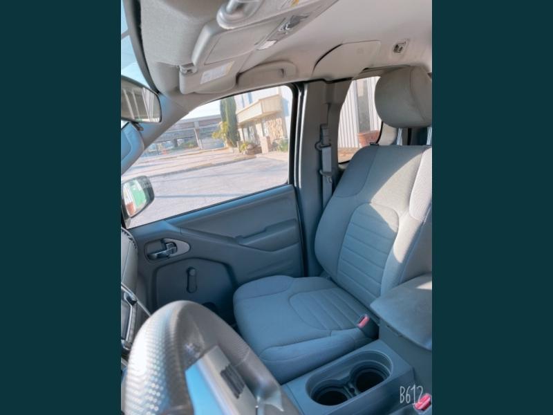Nissan Frontier 2018 price $14,999