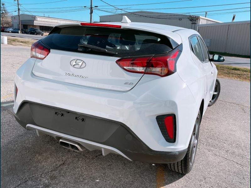 Hyundai Veloster 2019 price $12,999