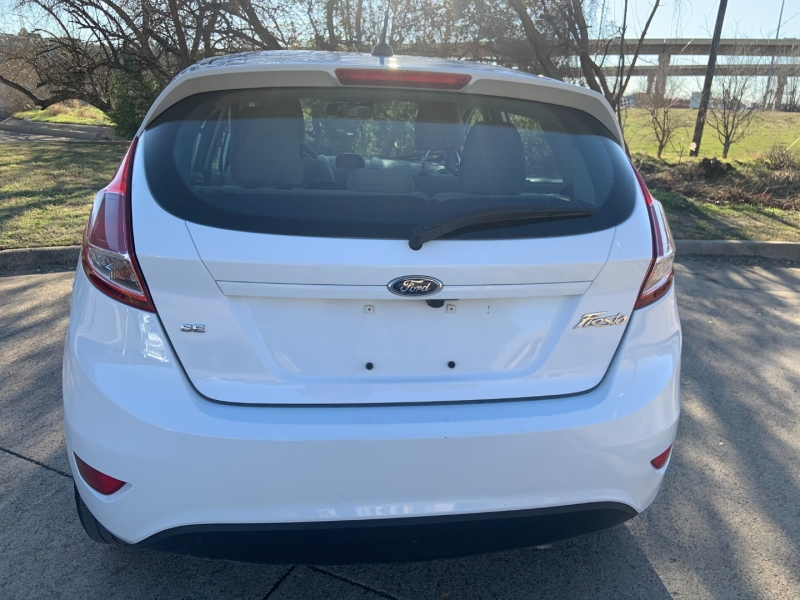 Ford Fiesta 2019 price $9,499