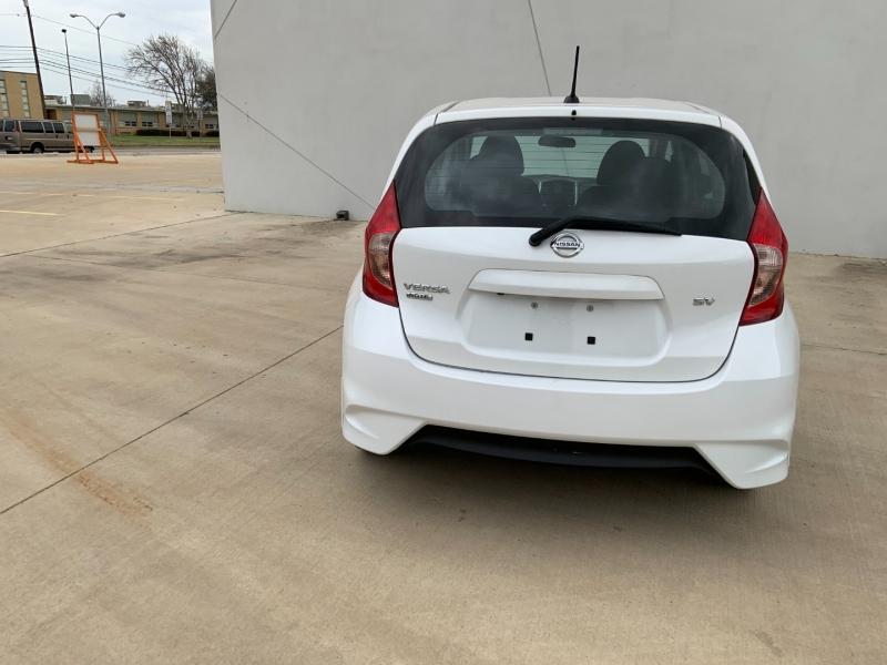 Nissan Versa Note 2018 price $9,499