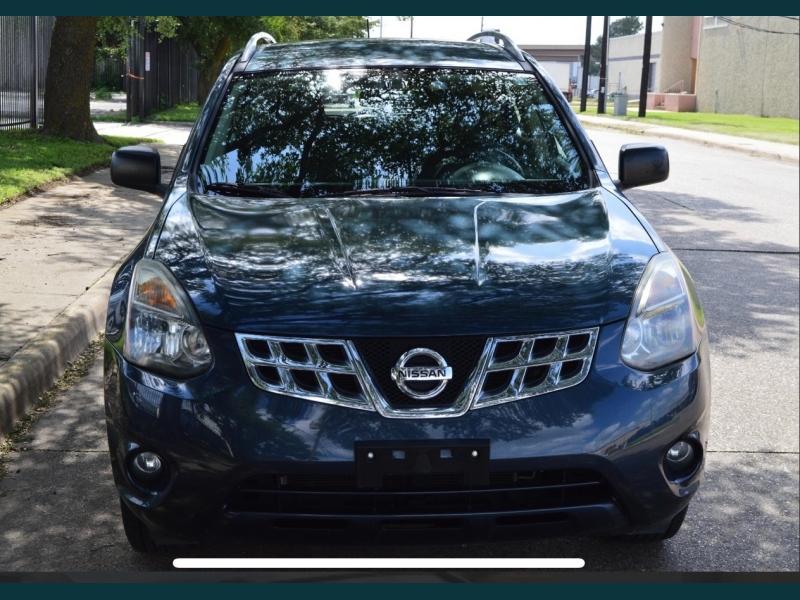 Nissan Rogue Select 2015 price $17,900